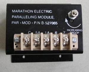 Marathon Paralleling Module B-527065 AMP2000 pictures & photos