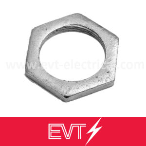 Electrical Steel Heavy Hexagon Lock Nuts pictures & photos