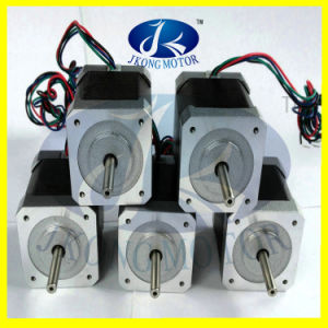 2 Phase Hybrid Stepper Motors NEMA17 1.8 Degree Jk42hs48-1684 pictures & photos