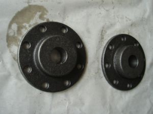 Sand Casting with CNC Machining Flange pictures & photos