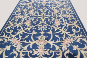 Best Quality Hand Made Wool Area Rug pictures & photos