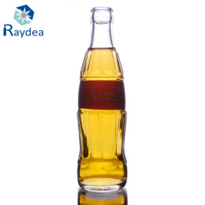 Coca-Cola Shaped Glass Beverage Bottle pictures & photos