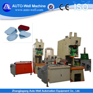 Automatic Aluminum Foil Container Production Line pictures & photos