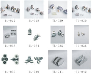Cheaper Shower Wheels, Shower Roller, Roller, Pulley pictures & photos
