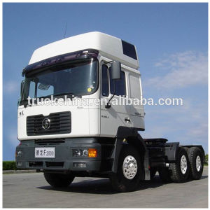 Shacman F2000 6 X 4 Tractor Head Truck pictures & photos