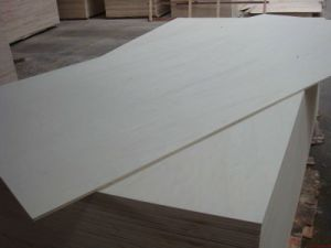 1220*2440mm 12mm Melamine Paper Faced Plywood pictures & photos