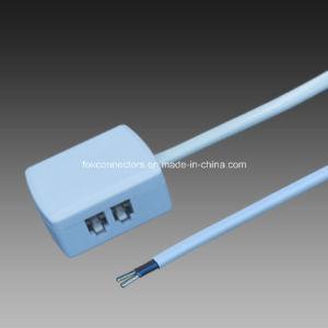 Fongkit Molex 24V L803-2 Way LED Verteiler Distributors Parallel for T5 6W Fluorescent Tubes