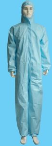 Disposable Non-Woven CE Coverall with Hood pictures & photos