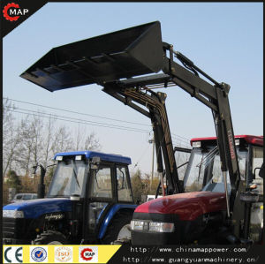 High Quality 80HP Tractor Implement Front End Loader pictures & photos