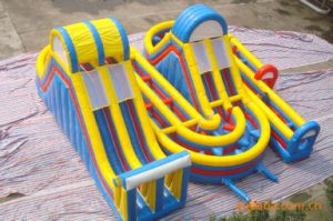 Great Fun Inflatable Obstacle for Sale, Giant Inflatable Obstacle Game pictures & photos