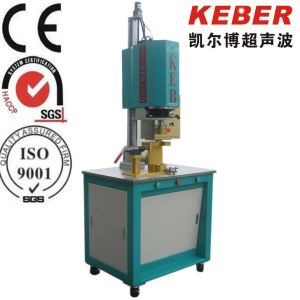 Ultrasonic Plastic Spin Welding Machine for PP Tube (KEB-PT20) pictures & photos