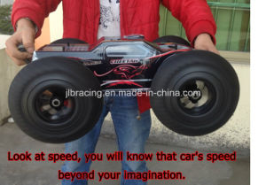 Hot Selling 1: 10 Scale 2 Channel RC Monster Truck Car Is Very Violence pictures & photos