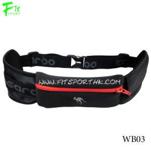 Neoprene Waist Bag for Phone/Key/Card/Gel (Style No.: WB03)