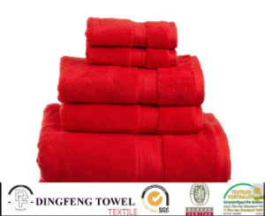 100% Cotton Soft Colorful Twist Thick Towel 500GSM pictures & photos