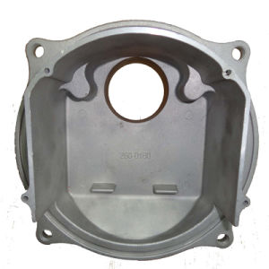 China OEM Low Pressure Aluminum Die Casting Parts with ISO 9001 pictures & photos