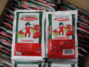 Quality Sachet Tomato Paste with Lower Price pictures & photos