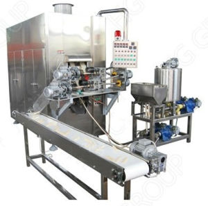 Full Automatic Multifunctional Wafer Stick Machine Line pictures & photos