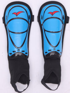 Qh-329 EVA PVC Football Shin Guard
