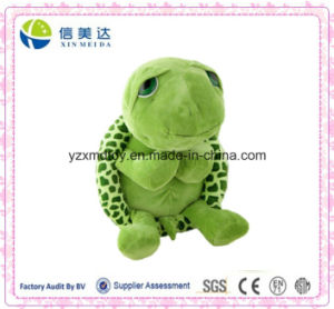 Cute Plush Big Eye Turtle Stuffed Animal Toy pictures & photos