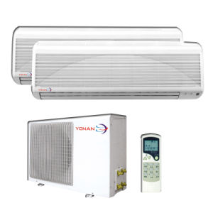 Dual Zones R410A High Seer Split Air Conditioner pictures & photos