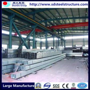 New Products Steel Frame Structure China Supplier pictures & photos