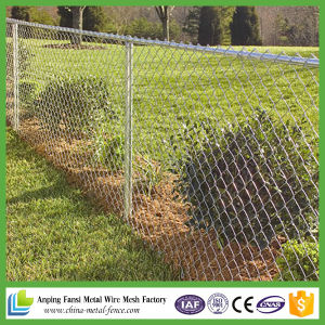 Chain Link Boundary Security Fencing pictures & photos