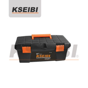 Portable Plastic Tool Box with Cutie Looking/13′′-Kseibi pictures & photos