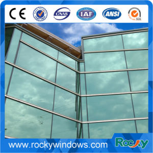 Aluminum Exterior Glass Curtain Wall for Building pictures & photos