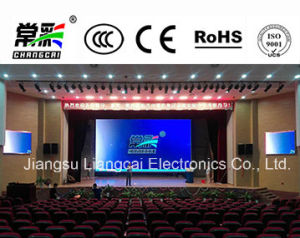Indoor P4 High Precision LED Screen for Stage Hall