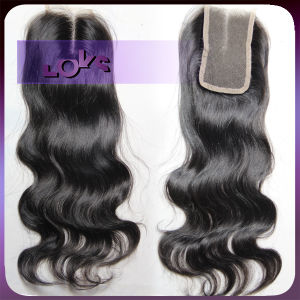 Virgin Middle Parting Brazilian 3*5 Lace Closure