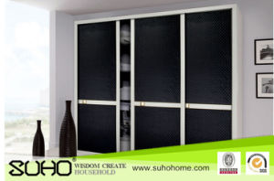 Leather Wardrobe Door Decorate Wardrobe