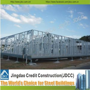 High Quality Galvanization Light Steel Structure Building pictures & photos