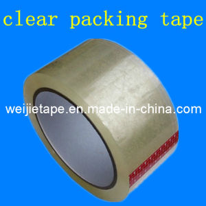 BOPP Clear Packing Tape-002 pictures & photos