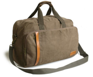 Canvas Gym Weekend Sport Duffel Travel Bag pictures & photos