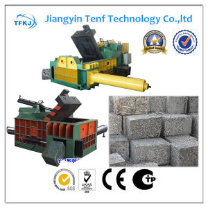 Y81t Horizontal Automatic Metal Steel Scrap Press Baler pictures & photos