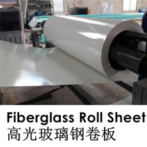 Flat Smooth FRP Sheet in Various Thickess and Width pictures & photos