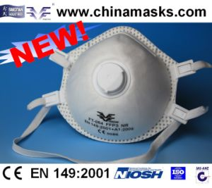 Dolomite Test CE Dust Mask CE Face Mask Respirator Ffp3V pictures & photos