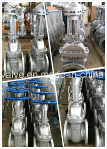"""API600 4"""" Class150 CF8 Stainless Steel Gate Valve pictures & photos"""