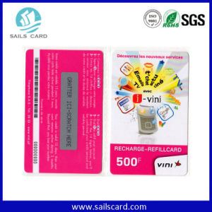 Scratch off PVC Membership Cards pictures & photos