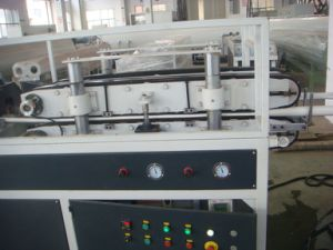 Plastic Extruder UPVC/PVC Two Cavities Pipe/Tube Extrusion Line pictures & photos