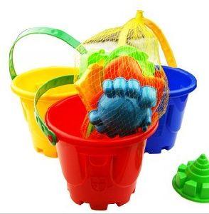 Plastic Toy Beach Toy Beach Bucket of Children Hot in Summer pictures & photos
