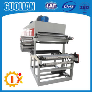 Gl-1000b Factory Supplier Simple BOPP Tape Coating Machine pictures & photos