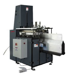 Hardcover Book Pasting Machine (BSK-450A) pictures & photos