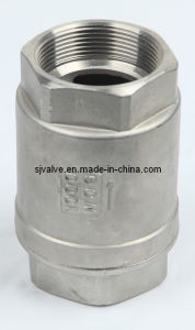 H12W Ss304 Lift Check Valve pictures & photos