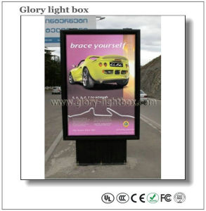 Super Fashion Aluminum LED Scrolling Billboard pictures & photos