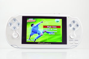 4.1 Inch 4GB Handy Video Games Pap-Gameta II with 600 Games