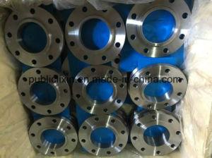 ANSI Carbon Steel Forged Flange Blind Flange So Flange pictures & photos