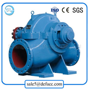 Diesel Engine Double Suction Axial Split Dewatering Pump pictures & photos