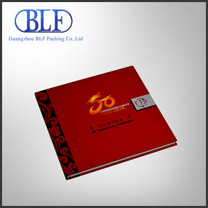 Customized Printing Paper Autograph Catalogue Book pictures & photos
