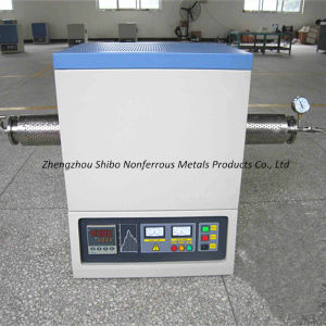 Vacuum Tube Furnace, Lab Electric Vacuum Tube Furnace pictures & photos